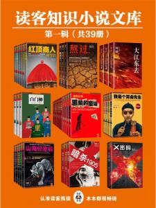 读客知识小说文库精选集·第一辑(共39册)