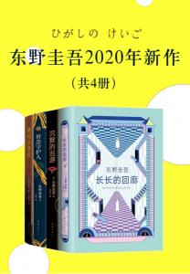 东野圭吾2020新作套装4册