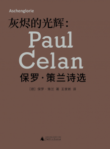 灰烬的光辉 : 保罗·策兰诗选